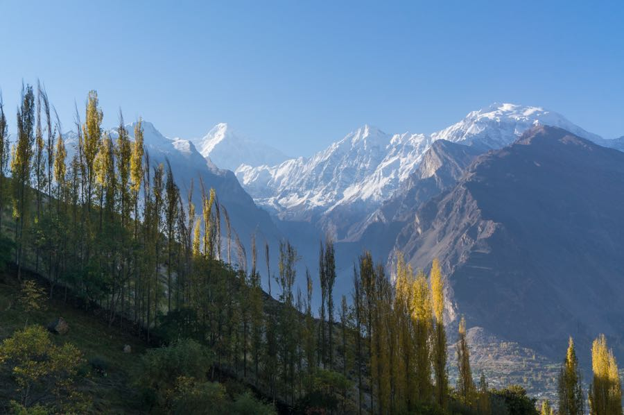Hunza Valley Pics (The Enchanted Land)