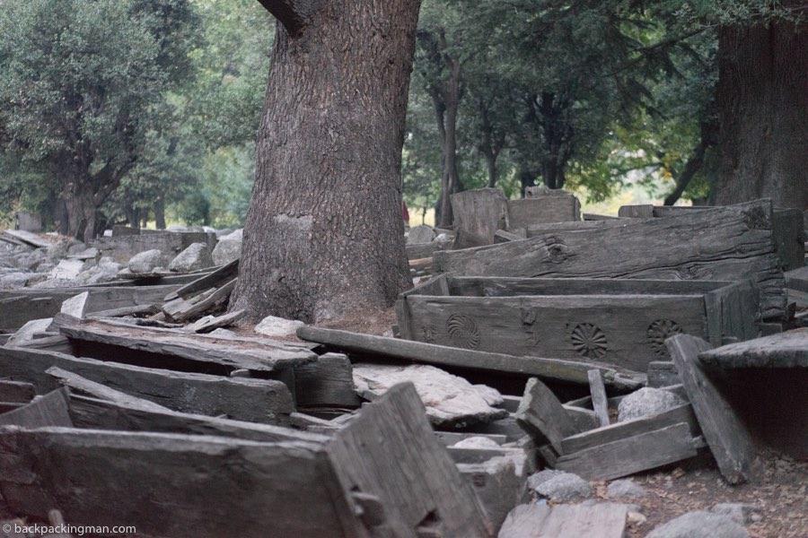 graveyard kalash bumburet