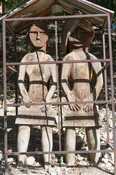 history in kalash