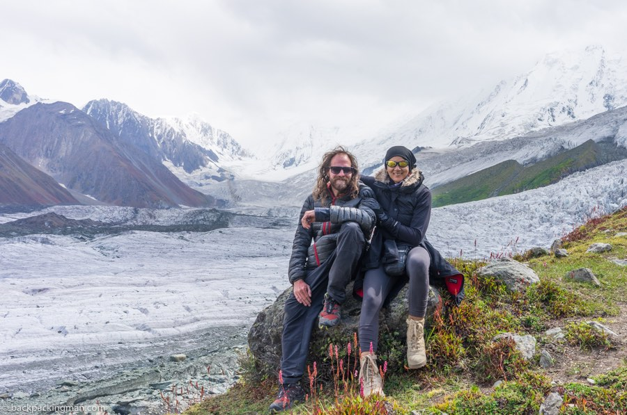 Rakaposhi Base Camp Trek In The Karakoram Mountains