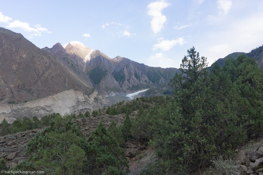 Rakaposhi hike