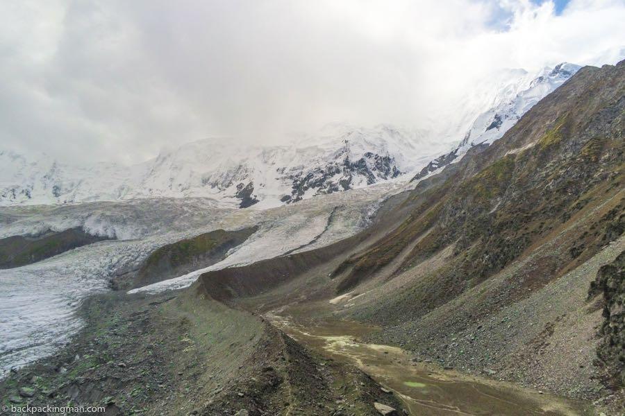 trekking to Rakaposhi Base Camp