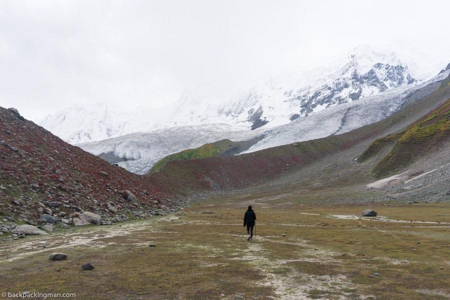 Rakaposhi trekking
