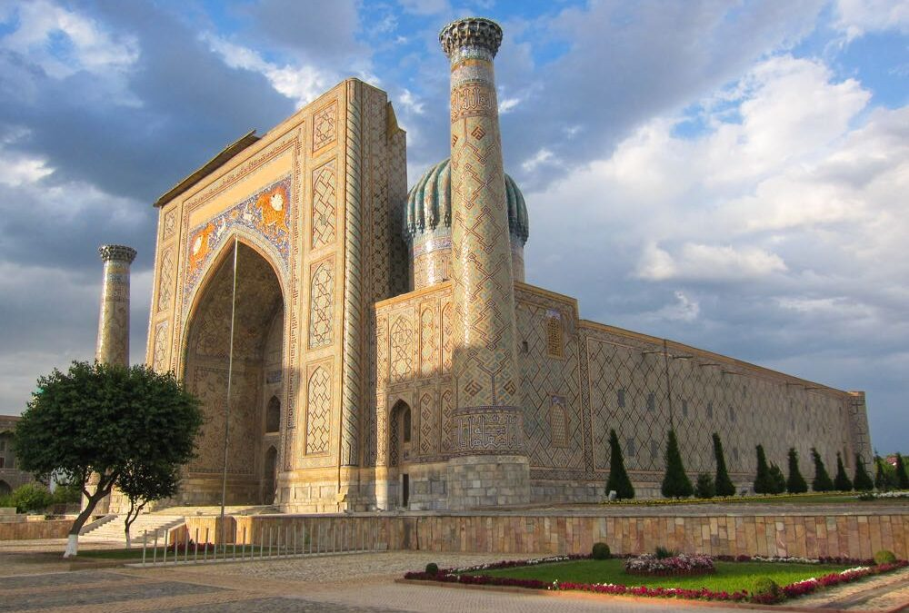 The Ancient Silk Road Cities of Uzbekistan (Samarkand & Bukhara)