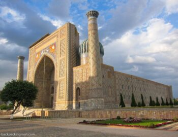 The Ancient Silk Road Cities of Uzbekistan (Samarkand & Bukhara)