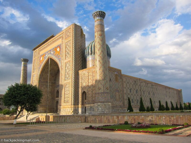 Samarkand Silk Road cities