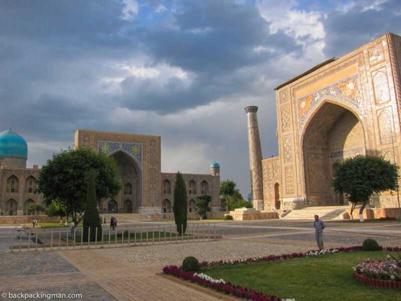 Samarkand history