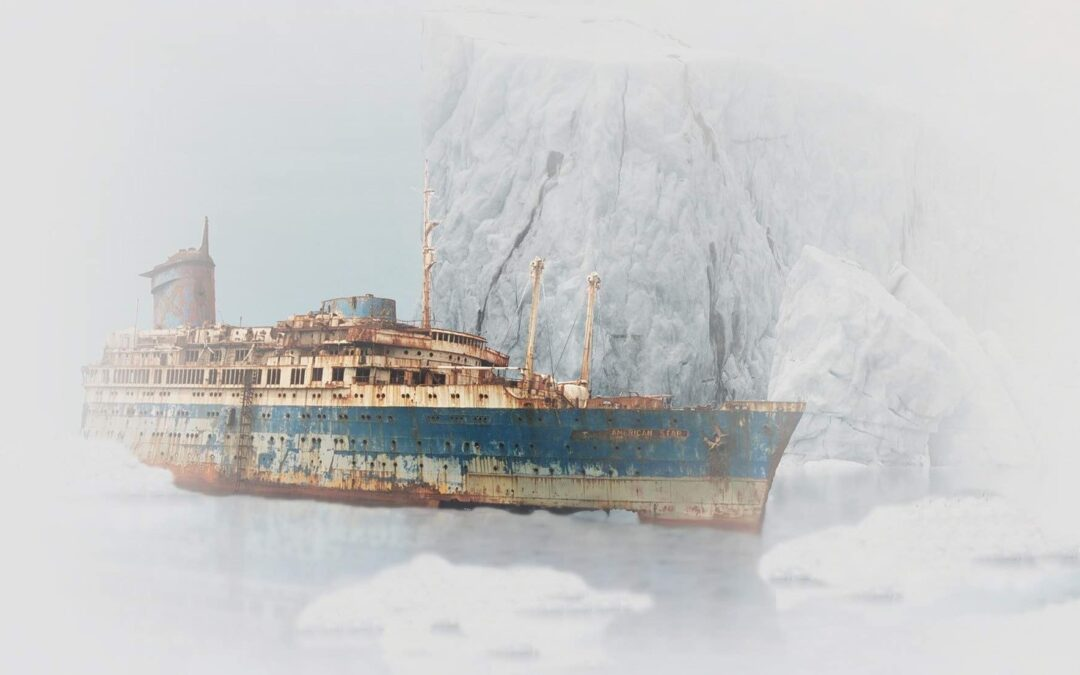 books about antarctica shipwreck in ice