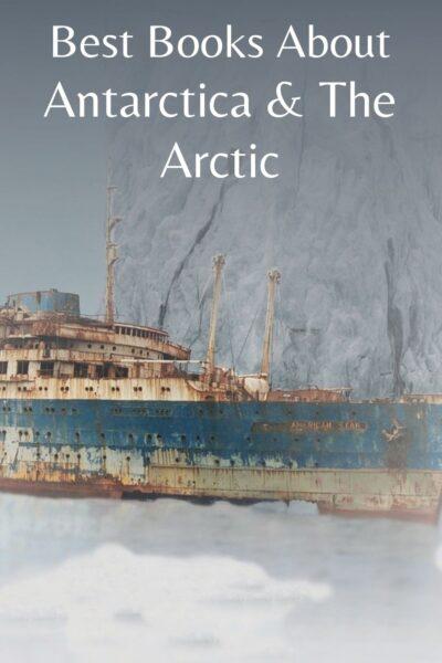 best books about antarctica
