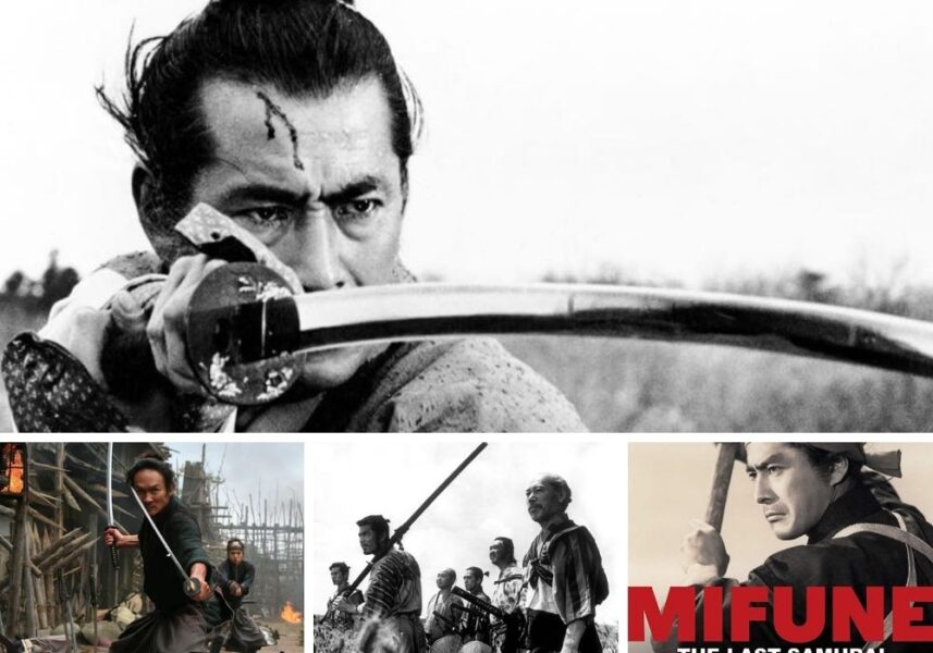 Japanese samurai movies chanbara