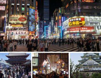 Tokyo vs Osaka For Travel & Living In 2021
