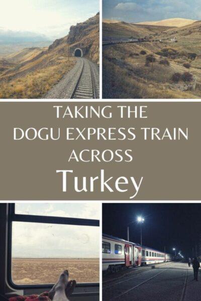 dogu express train