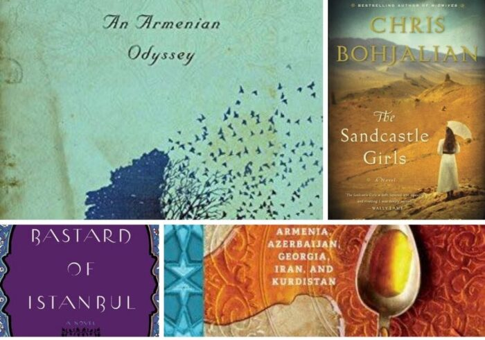 books about Armenia