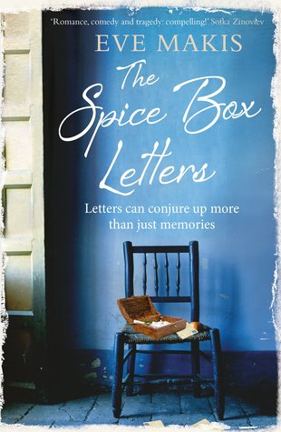 books about Armenia - The Spice Box Letters