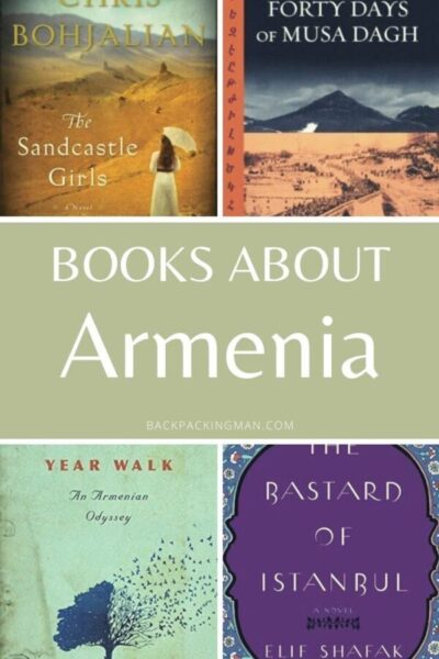 best books about Armenia