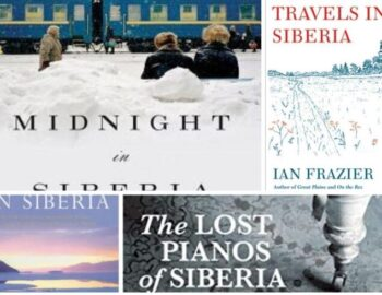 Books About Siberia (7 of The Best To Read)
