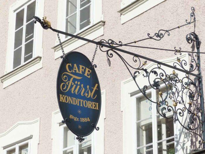 cafes in Salzburg