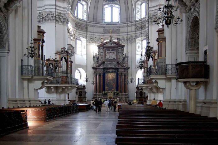 historic building Salzburg