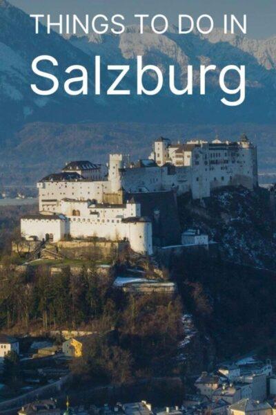 salzburg austria travel