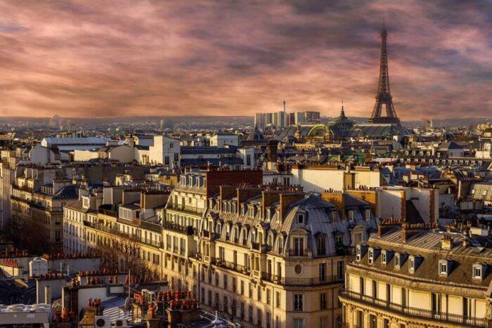 Paris buildings - one day in Paris guide