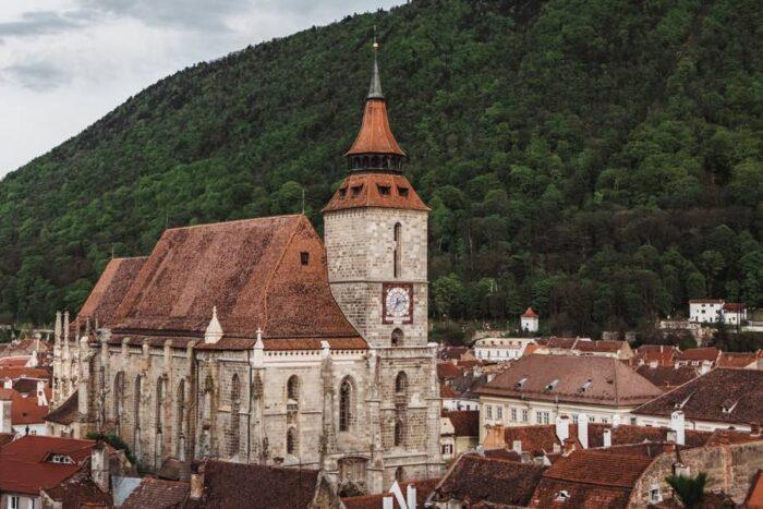 black church Brasov - things to do in Brasov