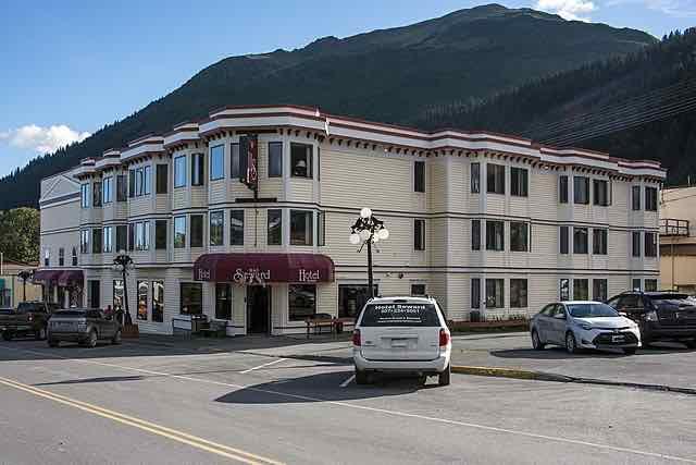 Hotel in Seward, Alaska