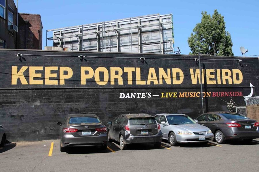 cool things to do in Portland Oregon - music venue
