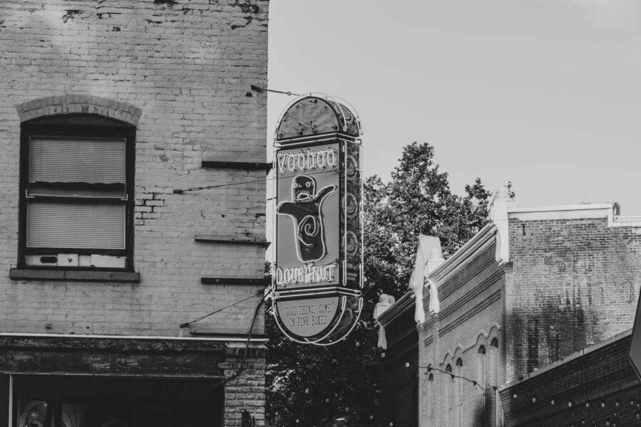 doughnut shop in Portland