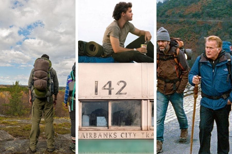 best backpacking movies