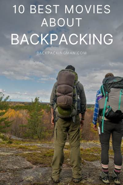 backpacking in wild