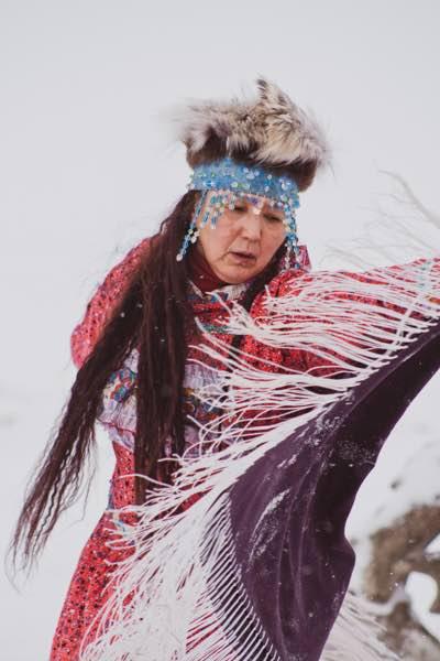 Alaskan native