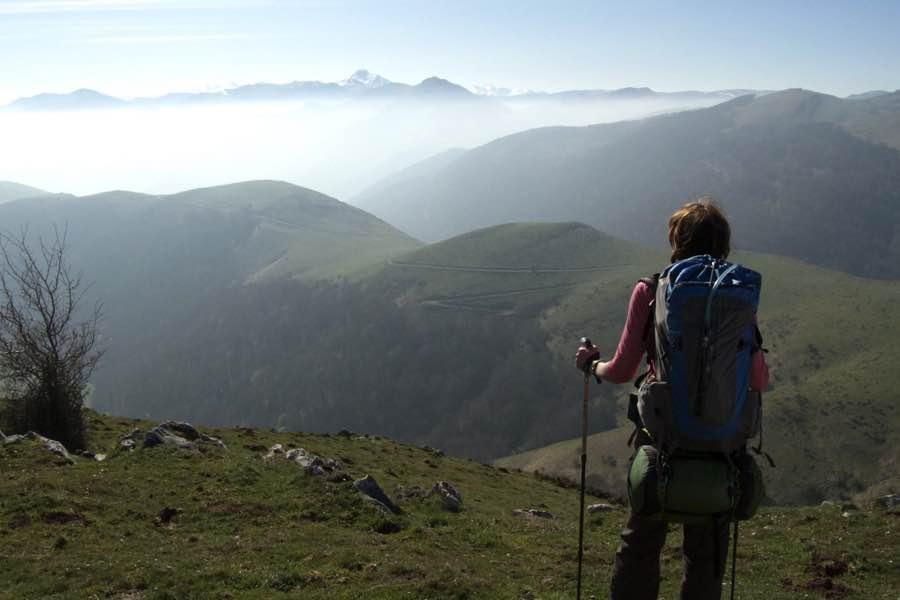 backpacking the Camino de Santiago