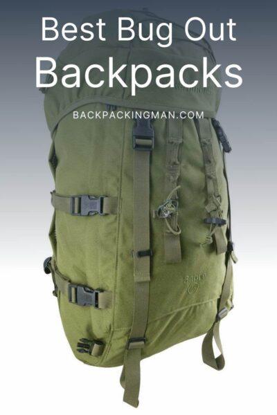 bug out backpacks