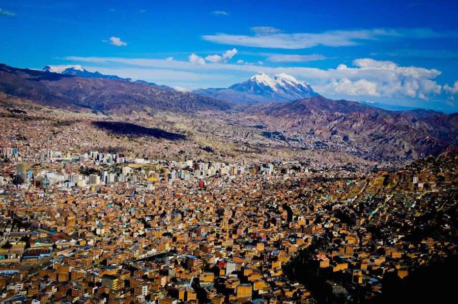 Cheapest countries to visit - Bolivia