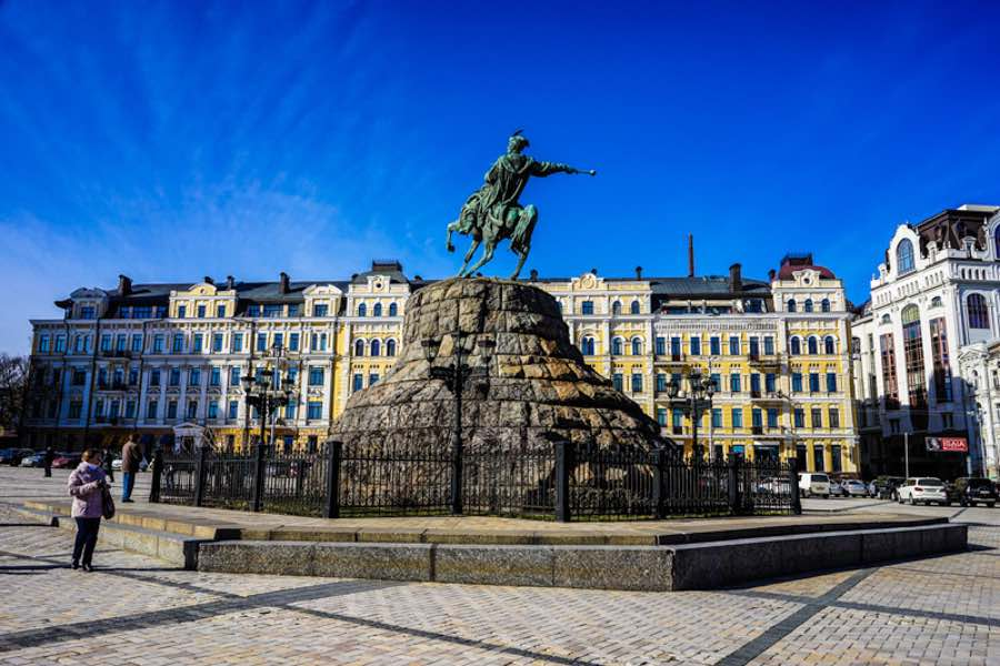 Cheapest countries to visit Ukraine