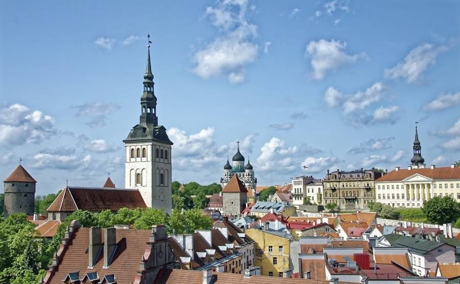 cheapest countries to visit - Baltic States