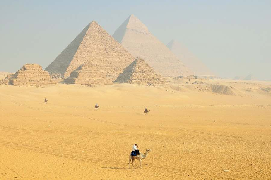 cheapest countries to travel to - Egypt