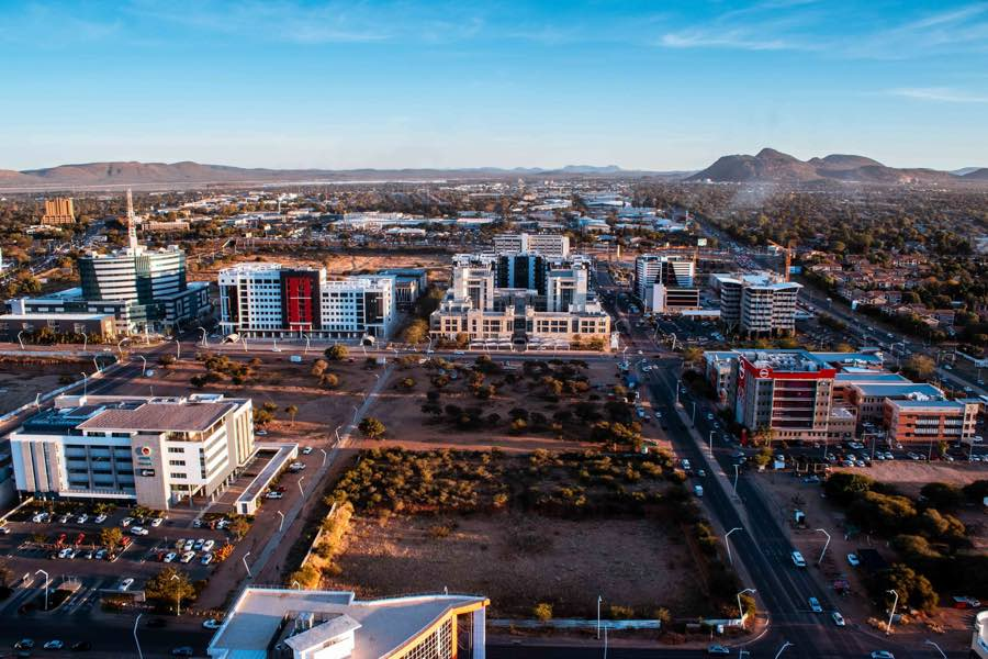 the safest city in Africa - Gaborone