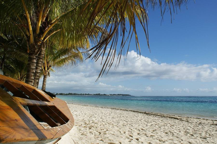 the safest country in Africa - Mauritius